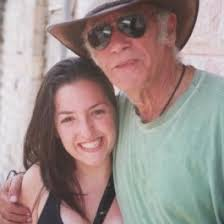Ayelet and Arnie in Jerusalem