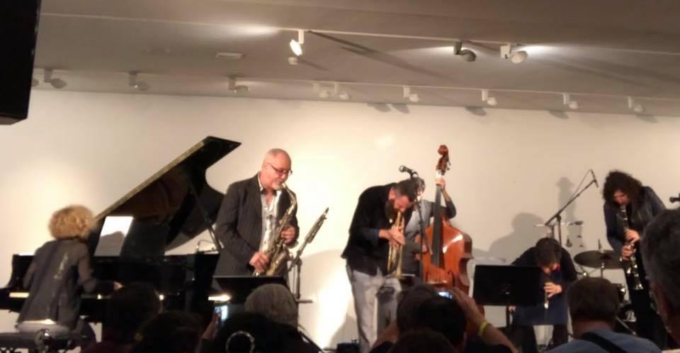 Anat, Erik, Avishai Cohen, Hagai Bilitzki, Ayelet, Ronen Itzik, Anat Cohen, Jerusalem Jazz Fest