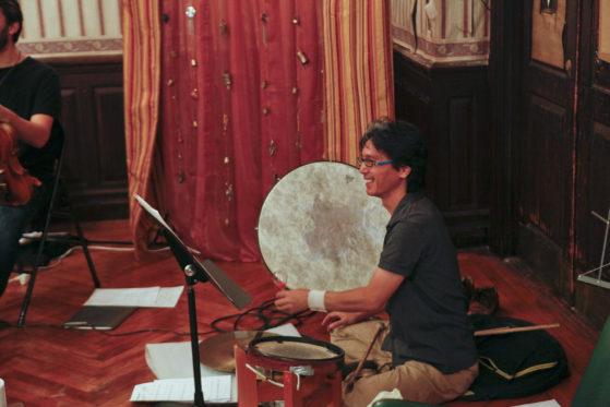 Satoshi Takeishi, Photo by Jessie Winters